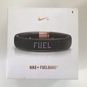 Nike+ limited edition rose gold Fuel Band